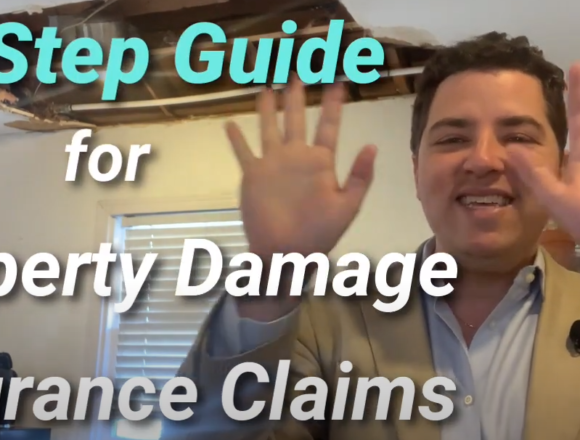 Tuesday Tips at Two: Goldberg 10 Step Guide to Insurance Property Damage Claims