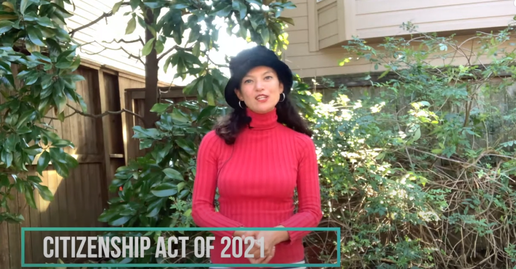 Citizenship Act of 2021