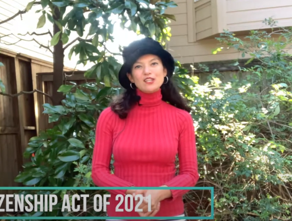 Tuesday Tips at Two With the Goldbergs: Biden's Citizenship Act of 2021 and much more!!